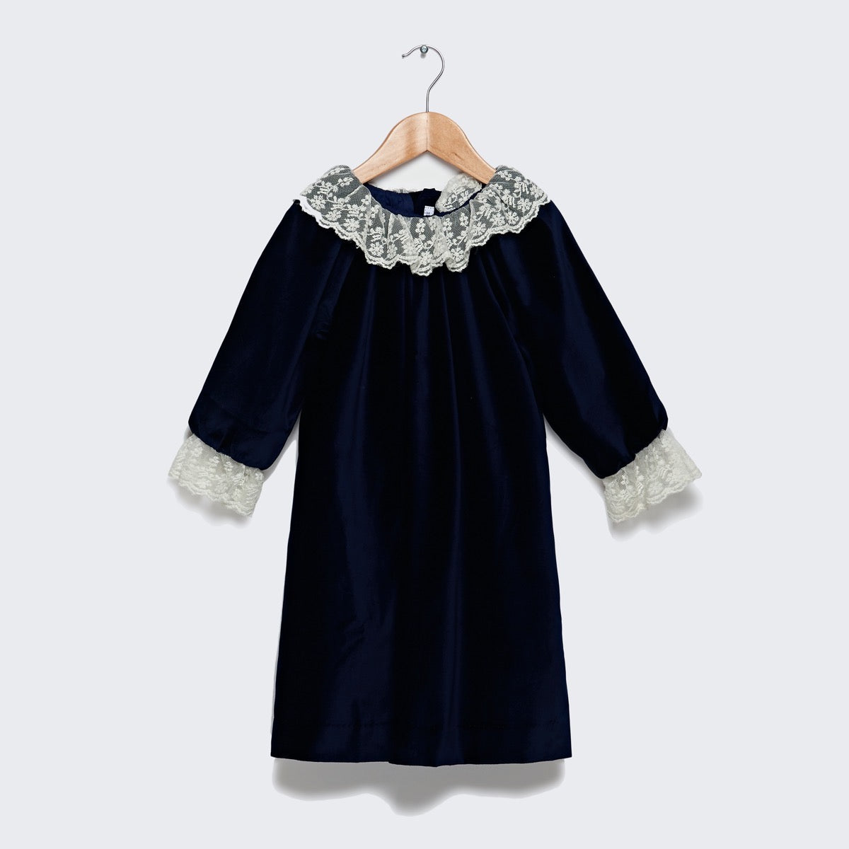 Weldon Velvet Dress