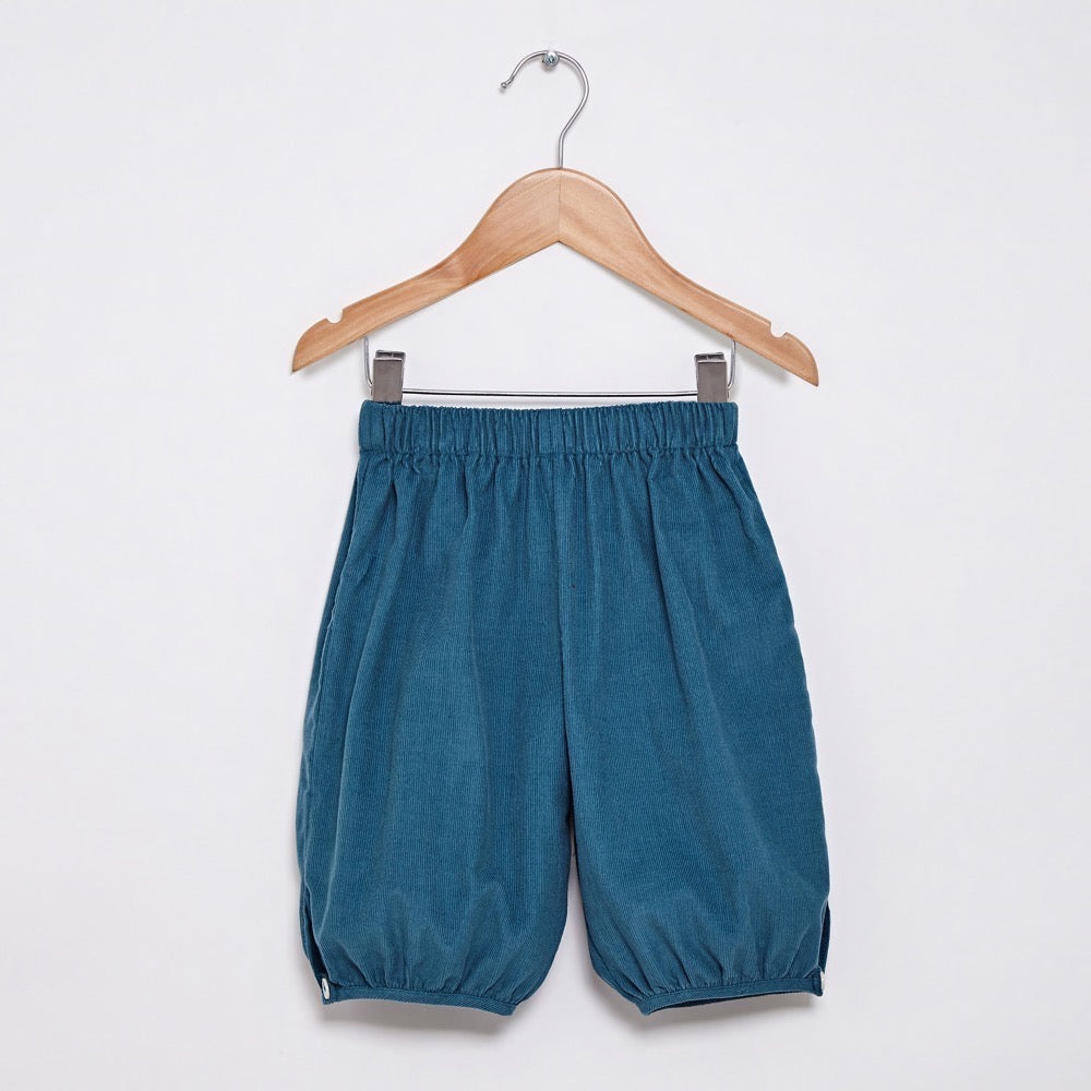 Edward Knickerbockers Teal