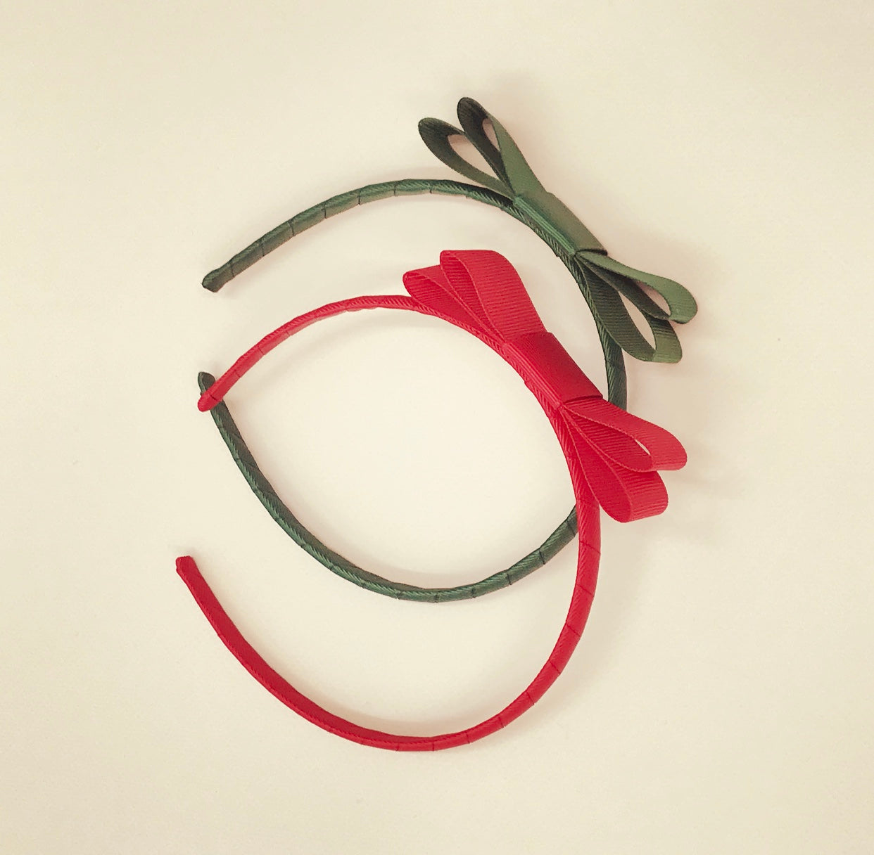 Flat Bow Hair bands