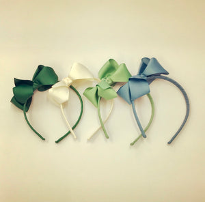 Large Bow Hair bands