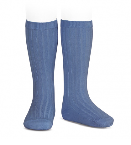 French Blue Socks