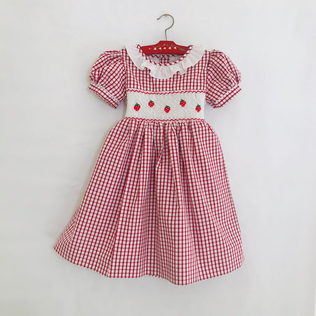 Strawberry Jam Dress