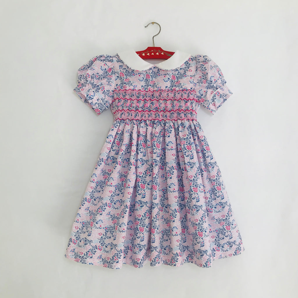 Marshmallow Puff Sleeve Dress