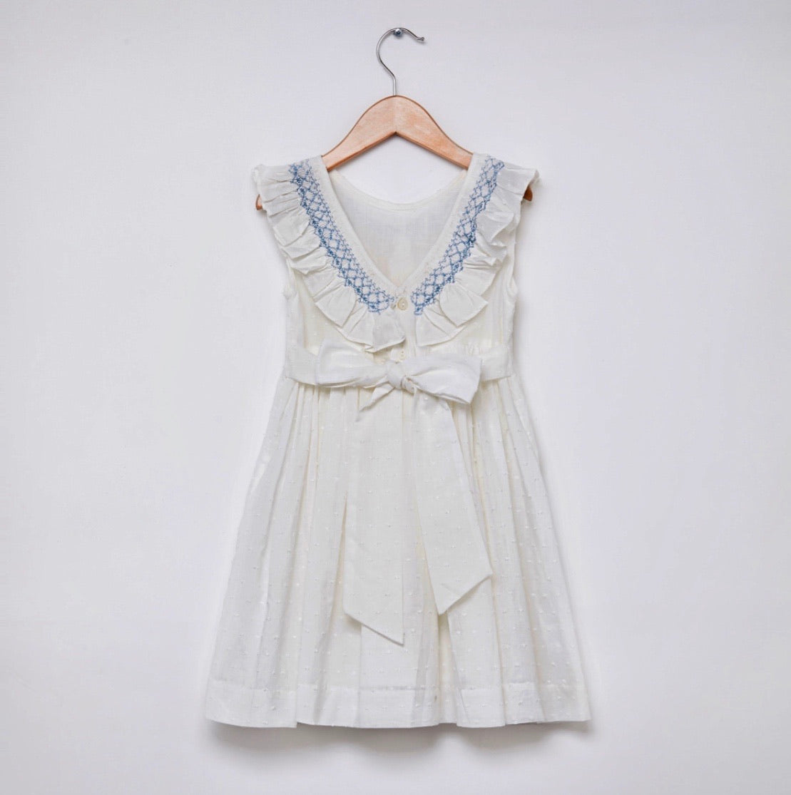 Lily of the Valley Pinafore