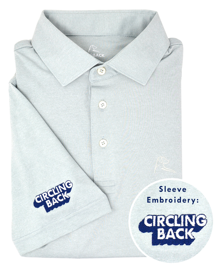 The Stone Street Custom CB Polo