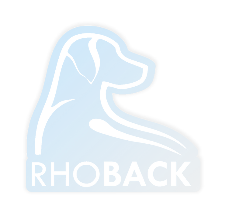 Adhesive Rhoback Car Decal
