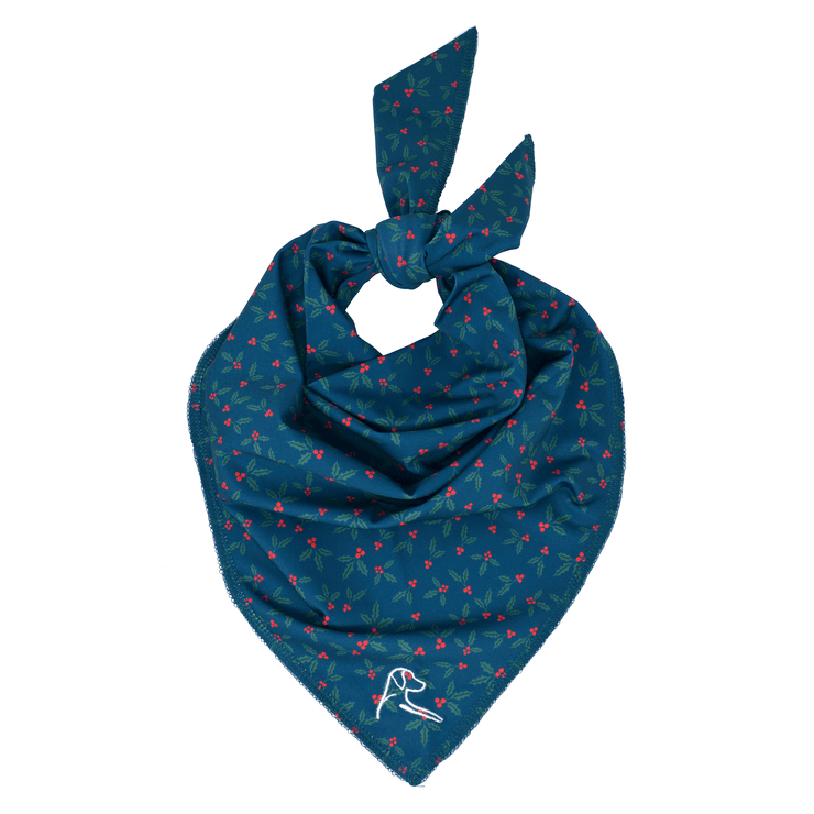 The Holly Bandana