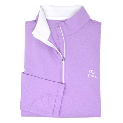 The Petunia (Ladies' Q-Zip)