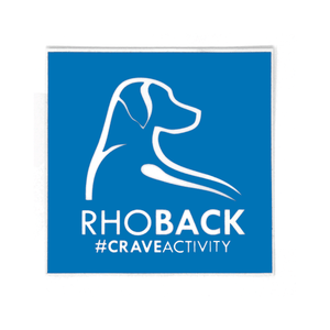 Rhoback Sticker