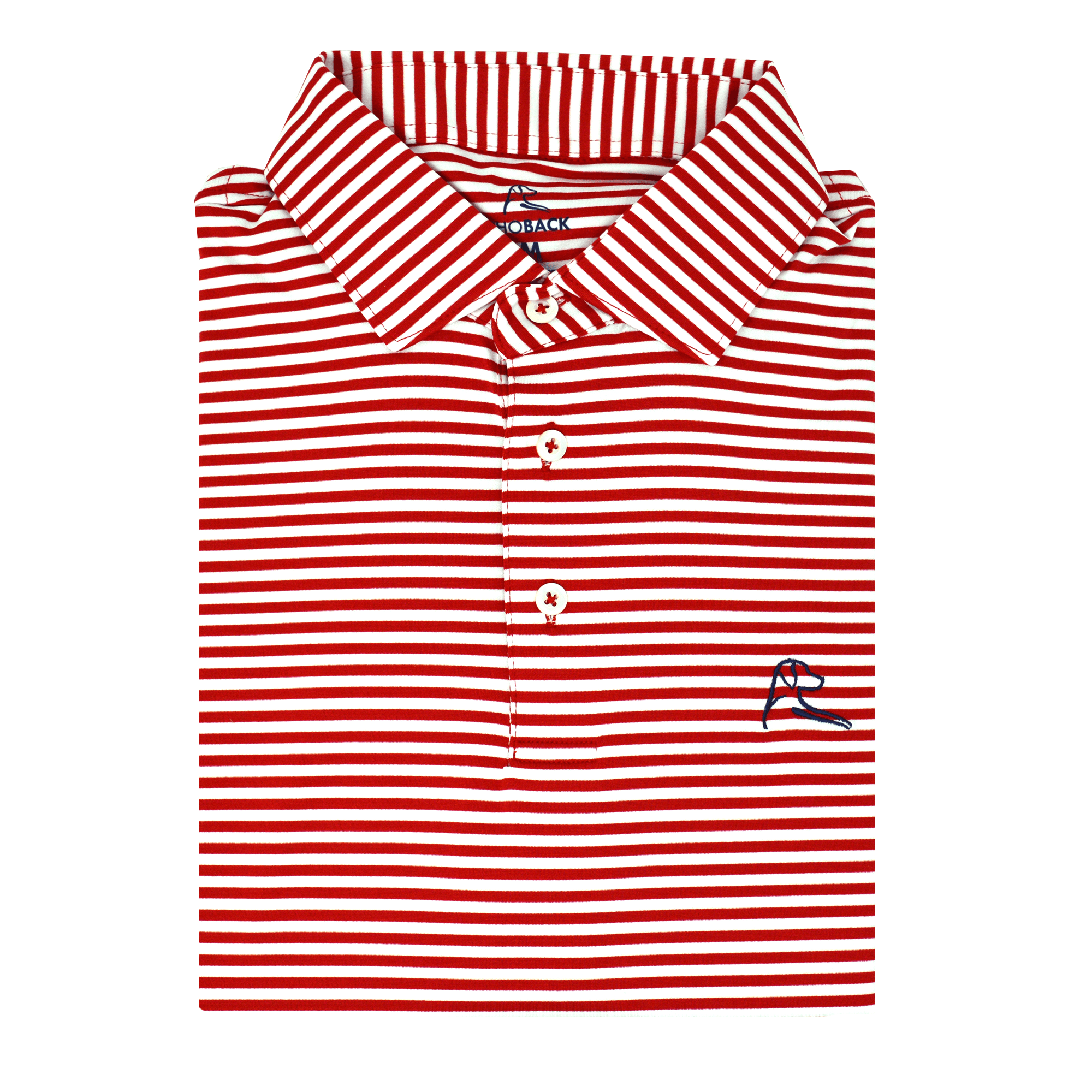 16c5f9af The Point Men's Performance Polo - Moisture Wicking Polos | Rhoback -  RHOBACK