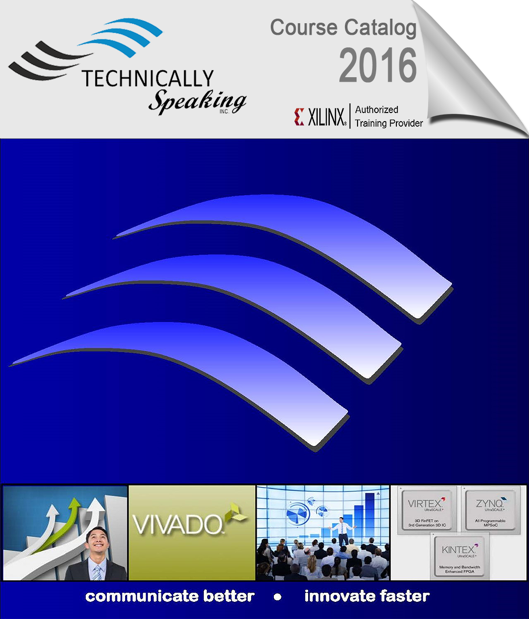 Technically Speaking Course Catalog