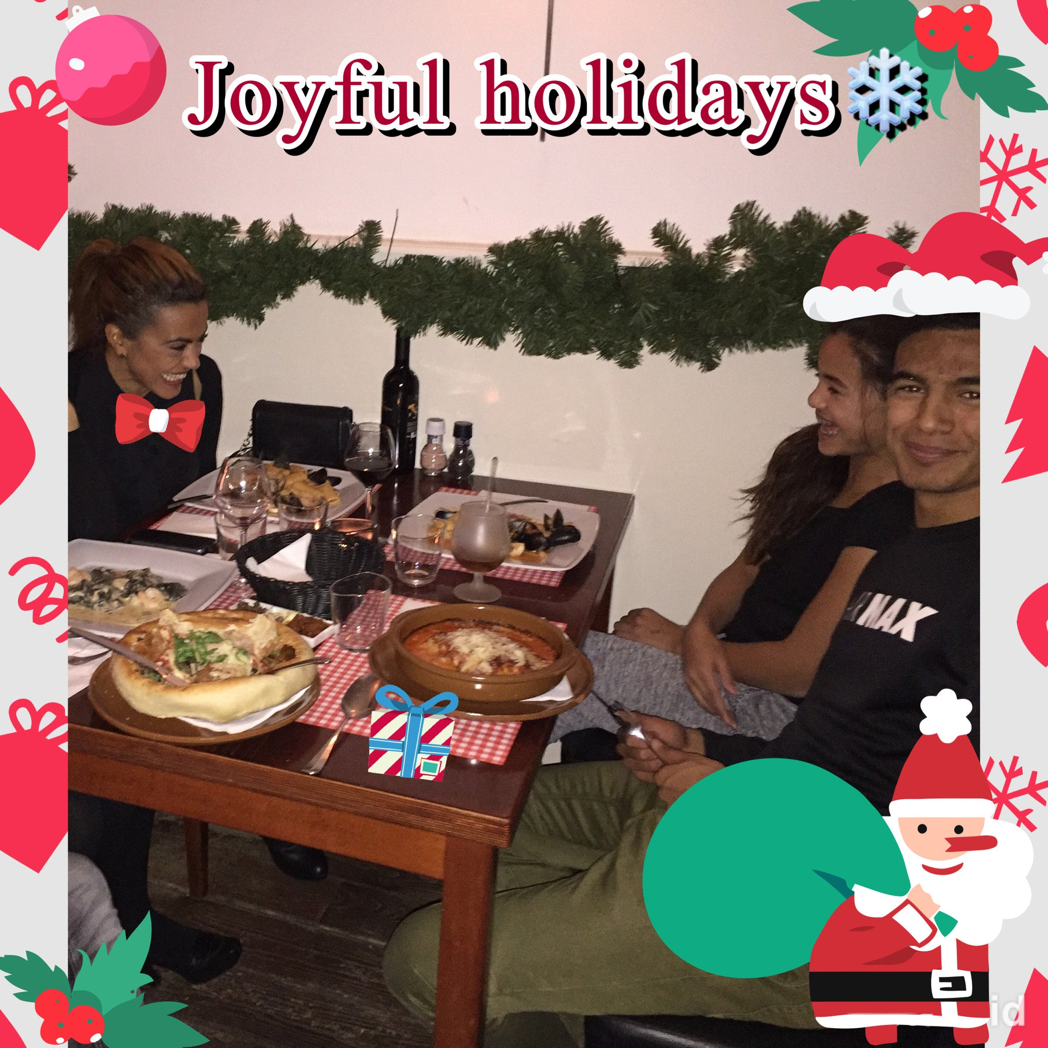 Joyfull holidays
