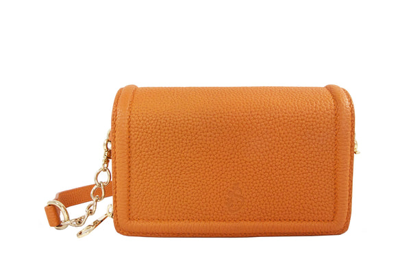 "The orange ""Amsterdam"" shoulderbag"