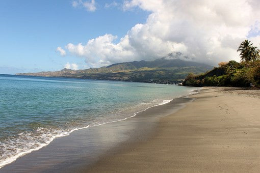 Martinique - A French Caribbean Island with Great Hiking and More...