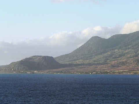Hiking in the Caribbean - Hike St. Kitts and protect your head from the sun