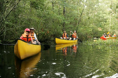 Florida's Timucuan Ecological & Historic Preserve Canoeing - Urban Canairie