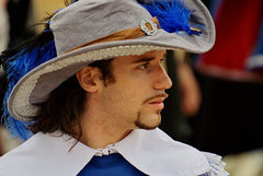 A History of Hats: Cavalier - Urban Canairie
