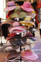 A History of Hats: Sun hats - Urban Canairie