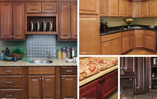 Saginaw cabinets showroom
