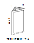 "30"" Wall End Corner- Dartmouth, Wall, Wolf, Select My Cabinetry, Kitchen cabinets, Philadelphia cabinets, Discount kitchen cabinets, Buy Kitchen Cabinets Online,"