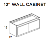 "12"" Wall Cabinet - Hudson, Wall Cabinet, Wolf, Select My Cabinetry, Kitchen cabinets, Philadelphia cabinets, Discount kitchen cabinets, Buy Kitchen Cabinets Online,"