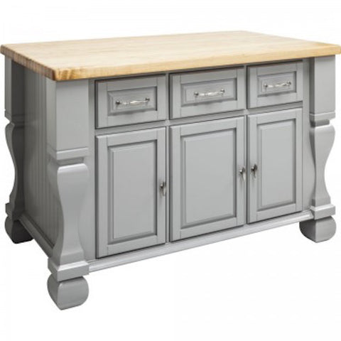 Tuscan Island- Grey, KITCHEN ISLAND, Hardware Resources, Select My Cabinetry, Kitchen cabinets, Philadelphia cabinets, Discount kitchen cabinets, Buy Kitchen Cabinets Online,