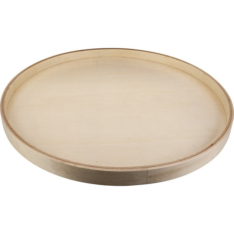 "24"" Round Banded Lazy Susan with Swivel Preinstalled 8"" Steel Swivel with mounting screws, Cabinet Organizers, Hardware Resources, Select My Cabinetry, Kitchen cabinets, Philadelphia cabinets, Discount kitchen cabinets, Buy Kitchen Cabinets Online,"