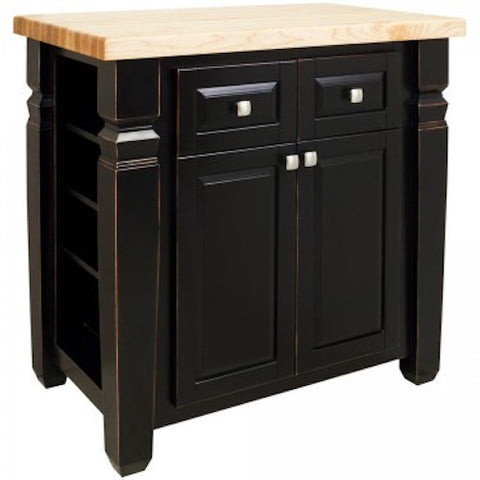 Loft Island- Aged Black, KITCHEN ISLAND, Hardware Resources, Select My Cabinetry, Kitchen cabinets, Philadelphia cabinets, Discount kitchen cabinets, Buy Kitchen Cabinets Online,