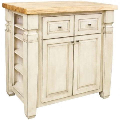 Loft Island- French White, KITCHEN ISLAND, Hardware Resources, Select My Cabinetry, Kitchen cabinets, Philadelphia cabinets, Discount kitchen cabinets, Buy Kitchen Cabinets Online,