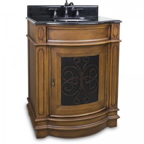 Abbott Bathroom Vanity Cabinet, Vanity, Jeffery Alexander, Select My Cabinetry, Kitchen cabinets, Philadelphia cabinets, Discount kitchen cabinets, Buy Kitchen Cabinets Online,