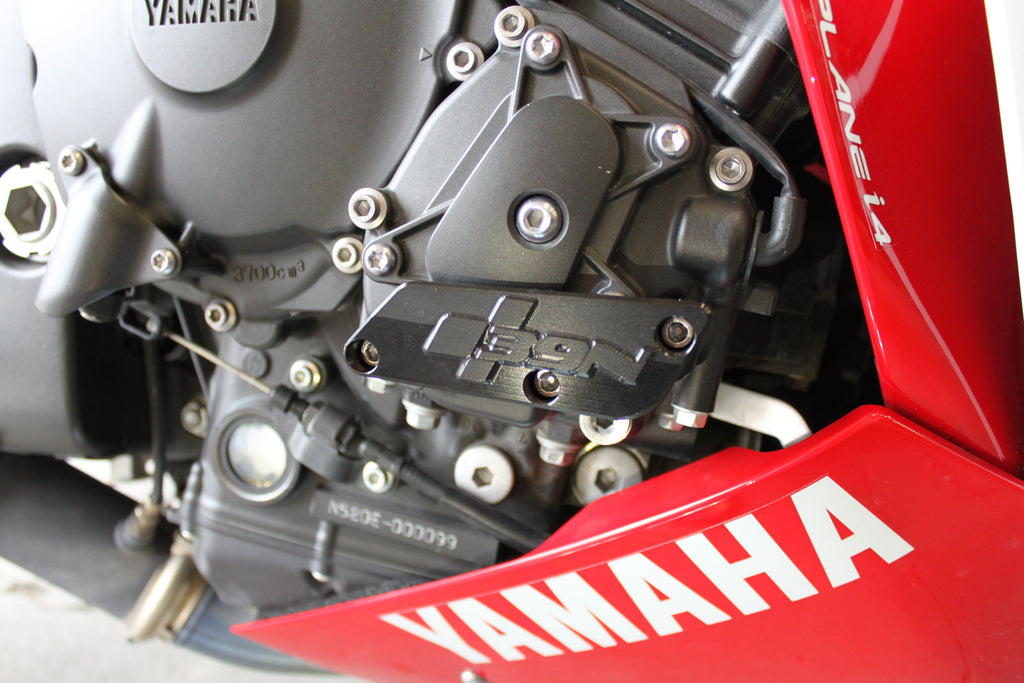 Secondary Case Covers 09-14 Yamaha R1
