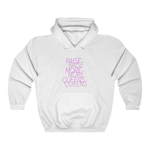 QUEENS - Unisex Heavy Blend™ Hooded Sweatshirt