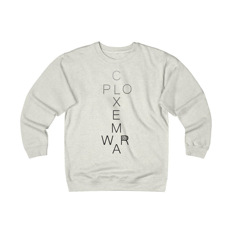 COMPLeX wAR - Unisex Heavyweight Fleece Crew