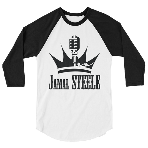 STEELE - 3/4 Sleeve Raglan Shirt