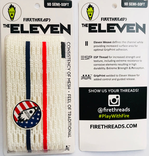Eleven Mesh - Limited Edition USA (Semi-Soft)