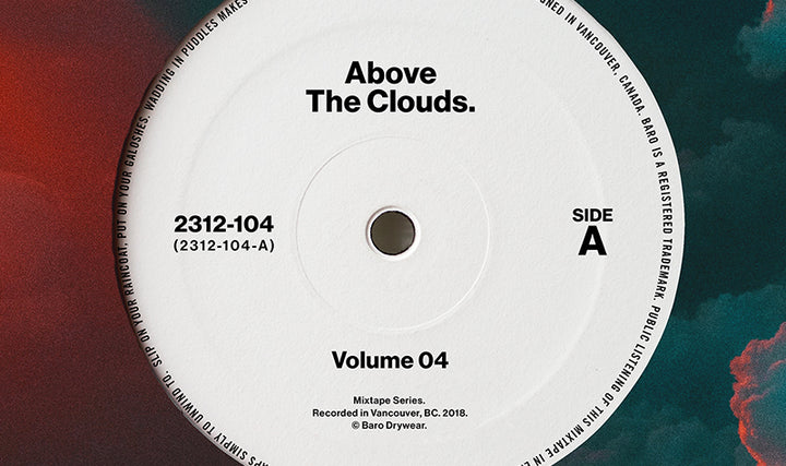 Mixtape: Above The Clouds - Vol. 04