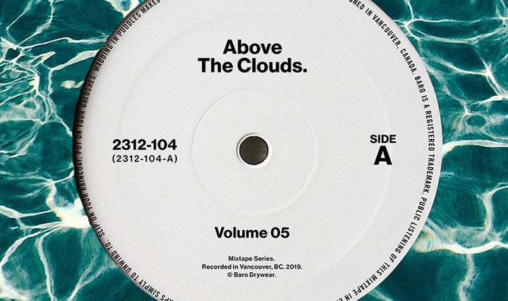 Mixtape: Above The Clouds - Vol. 05
