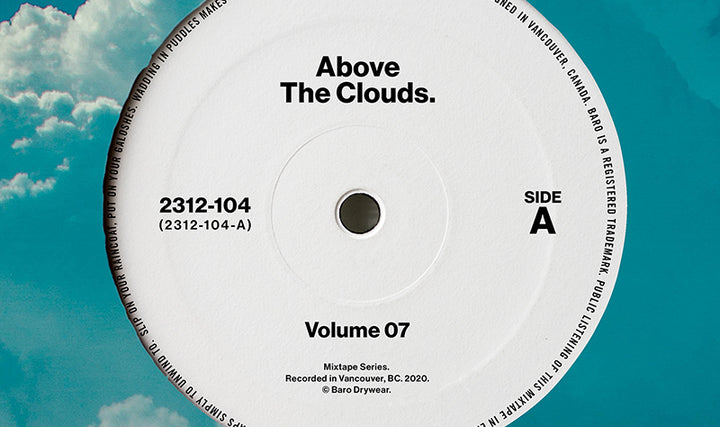Mixtape: Above The Clouds - Vol. 07