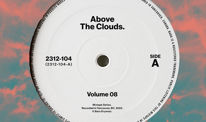 Mixtape: Above The Clouds - Vol. 08