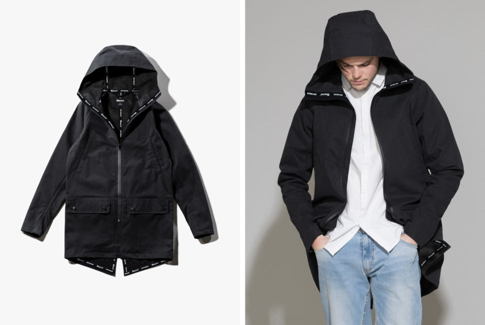 Gear Patrol Baro Brockton Jacket