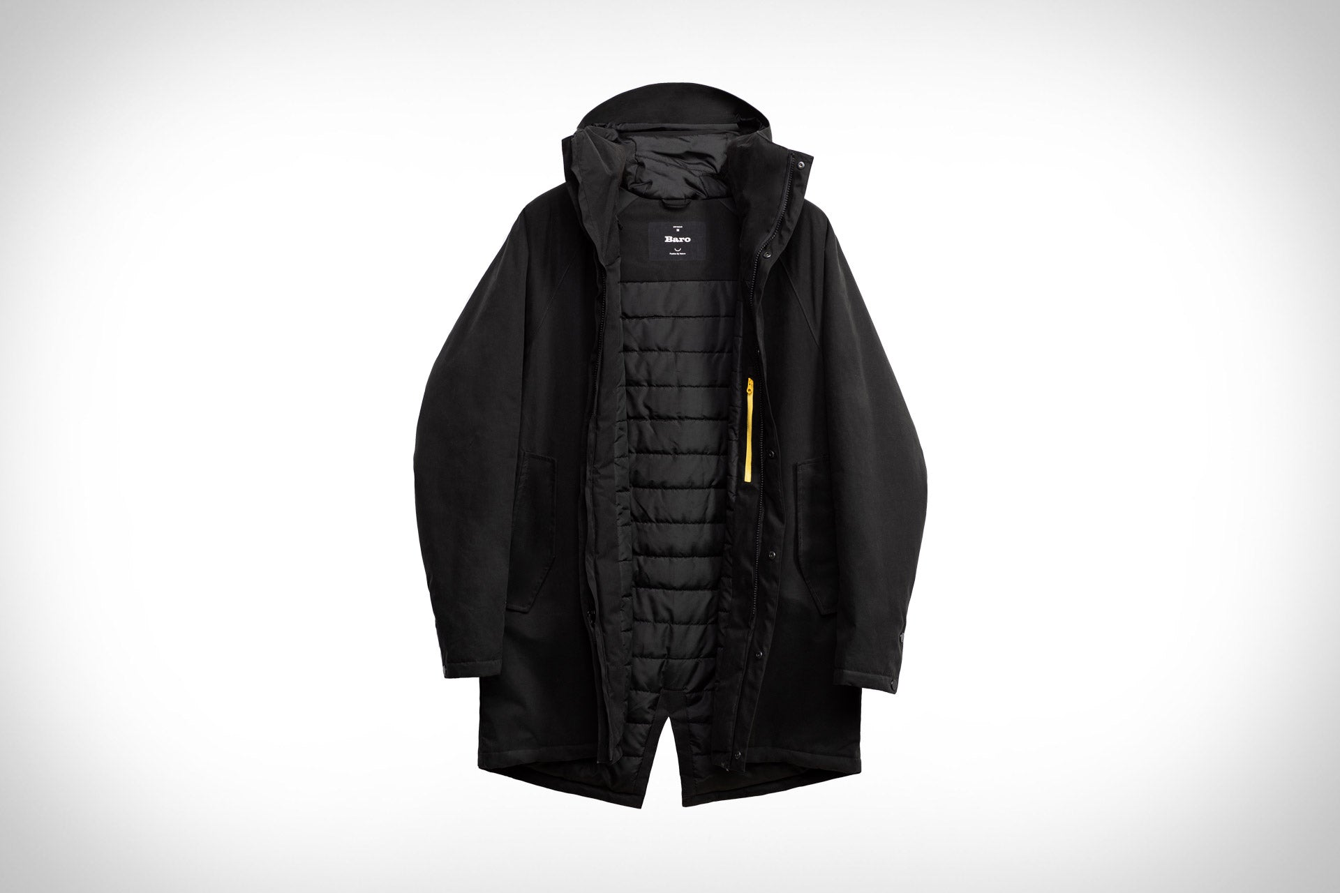 Baro Manning Insulated Jacket on Uncrate