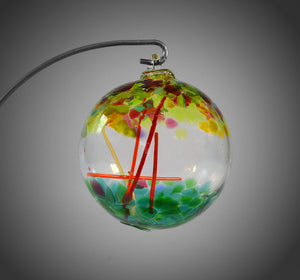 Cane Filled Ornament