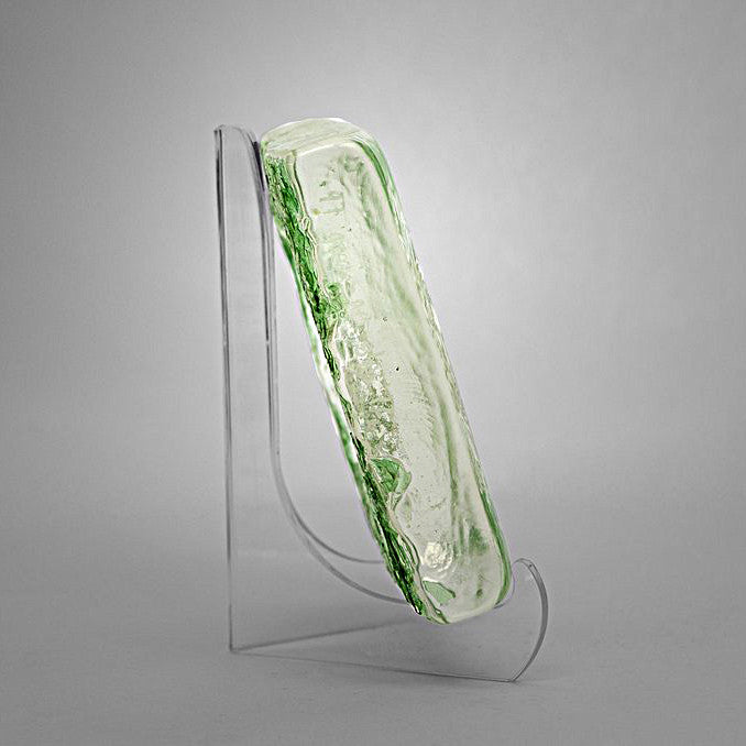 Clear Acrylic stand for handmade glass tile