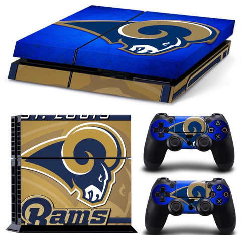 St. Louis Rams PS4 Skin