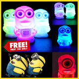 MINIONS COLOR CHANGING LAMP