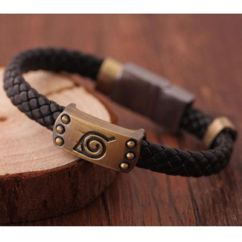 Naruto Leaf Bracelet Limited Edition