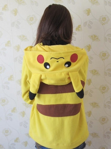 LIMITED EDITION POKEMON PIKACHU HOODIE