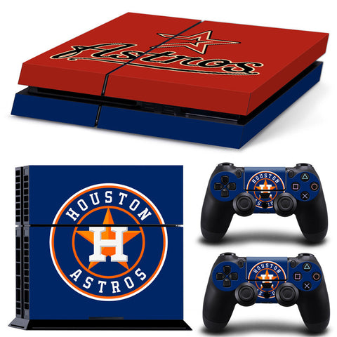 Houston Astros PS4 Skin