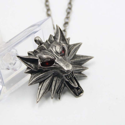 The Witcher Wild Hunt Pendant Necklace