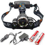 SUPER Bright Rechargeable CREE HeadLamp
